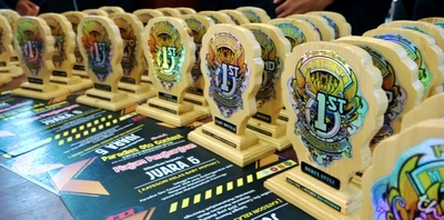 TEKNIK MESIN UMPO GELAR PARADIES MACHINE OTO CONTEST